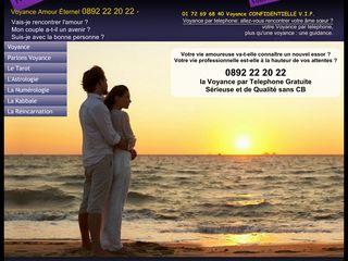 Voyance-amour-eternel.com : magie et tarot