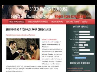 Trouvez l'amour avec le speeddating de Toulouse