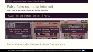 Faire faire son site internet accroître votre chiffre d'affaire immédiatement