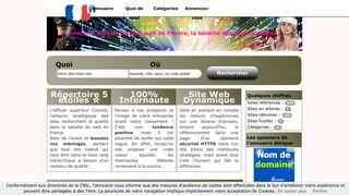 Annuaire web Colonel, Haut commandement entreprise