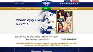 Agence de rencontre Femmes Russes et Ukrainiennes