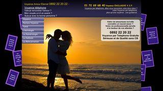 Voyance-amour-eternel : magie et tarot