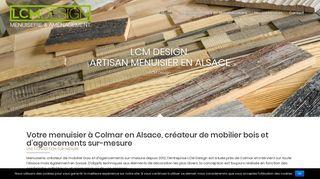 Menuiserie à Colmar et Mulhouse en Alsace