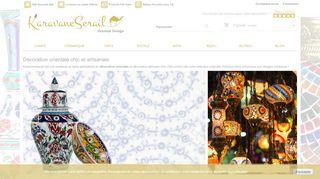 De la vaisselle marocaine et orientale artisanale